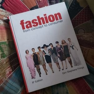 Fashion from Concept to Consumer Textbook